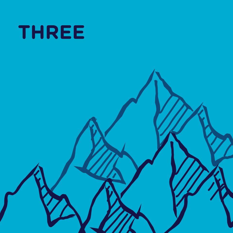 Three Album Pachshot